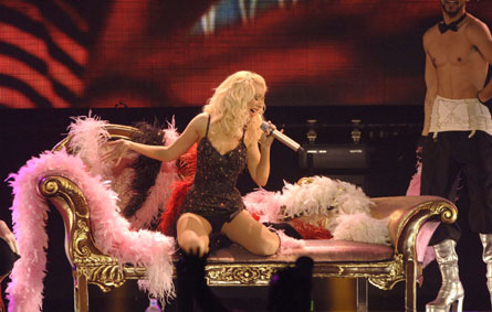 Christina Aguilera The Voice season 3 BadMexicanBoyFromFlickr