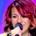 Dinah-Jane-Hansen-x factor 'if-I-were-a-boy' beyonce