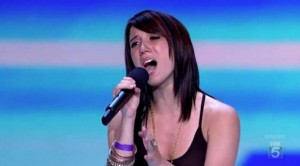 Jillian Jensen sings Who You Are X Factor Usa audition