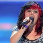 Jessica Espinoza X Factor USA audition Pink song