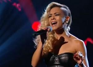 Jade Ellis Hero X Factor live shows
