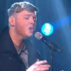 "James Arthur sings ""No More Drama"" by Mary J Blige on X Factor UK live"