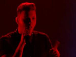 James Arthur sings Stronger on X Factor UK live shows