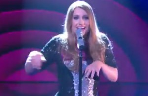 """Ella Henderson sings """"You've got the love"""" Florence and the Machines X Factor UK live"""