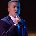 "Jahmene Douglas sings ""Imagine"" on X Factor UK live shows"