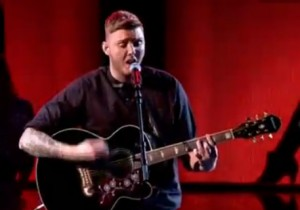 """James Arthur sings """"Sexy and I know it"""" by LMFAO in X Factor live shows"""