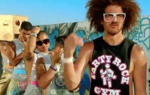 """Sexy and I know it"" lyrics by LMFAO as seen on X Factor"