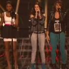 1432 sing Skyscraper by Demi Lovato on X Factor USA live week 1 survival
