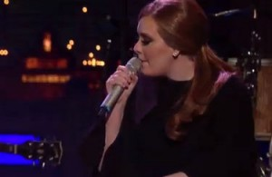 Adele's classic track Hometown Glory with the full lyrics