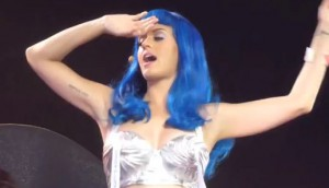 California Gurls lyrics by Katy Perry performed live in California