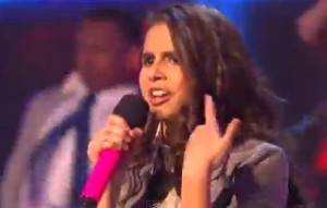 Carly Rose Sonenclar sings Flo Rida's Good Feeling on X Factor USA live show