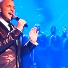 Jahmene Douglas sings Angels on X Factor UK live week 6