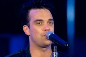Robbie Williams iconic song lyrics Angels